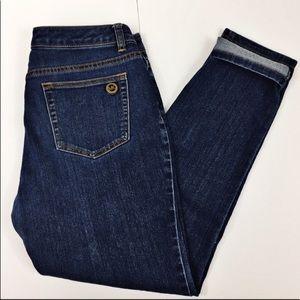 Michael Kors Dark Skinny Jeans Stretchy